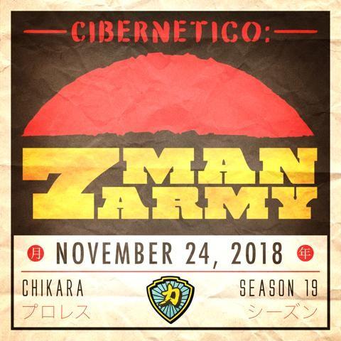 Cibernetico: 7 Man Army