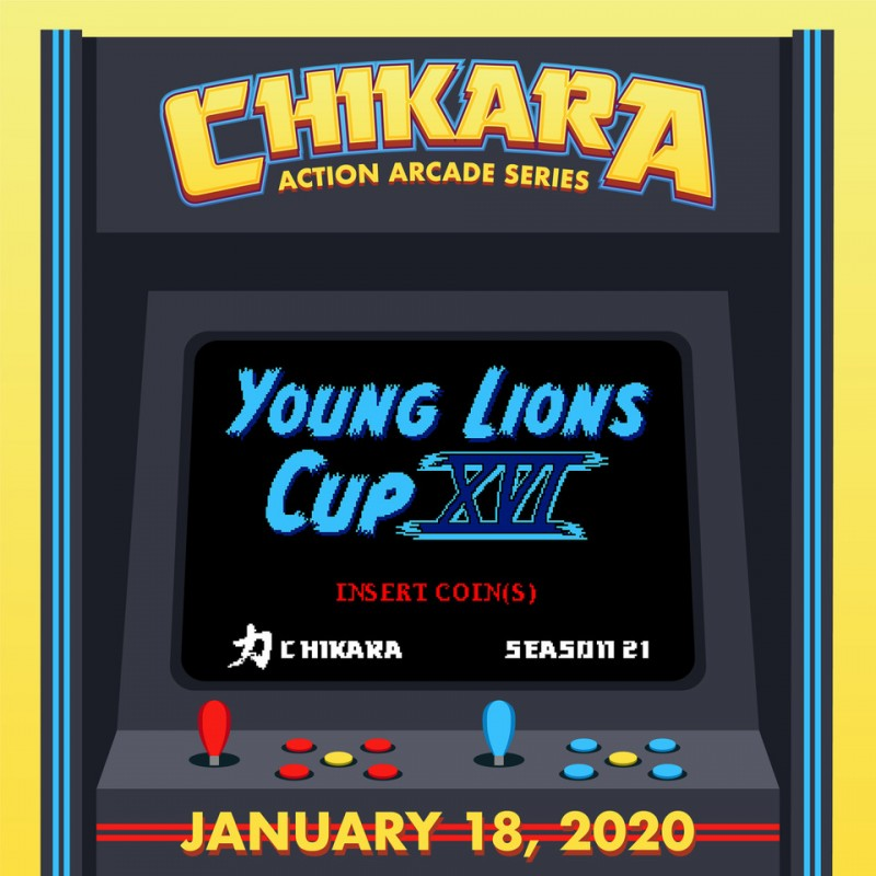 Young Lions Cup XVI