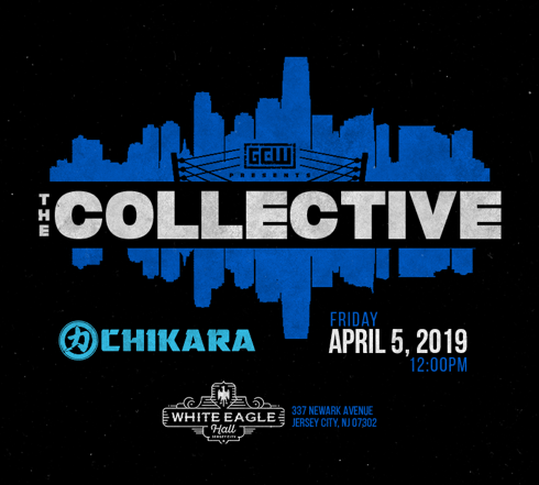 The Soon To Be But As Of Yet Unnamed CHIKARA Event at The Collective