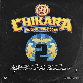 King of Trios 2019 - Night Two