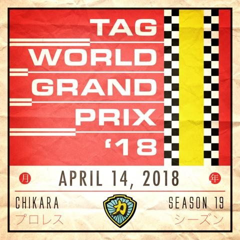Tag World Grand Prix 2018