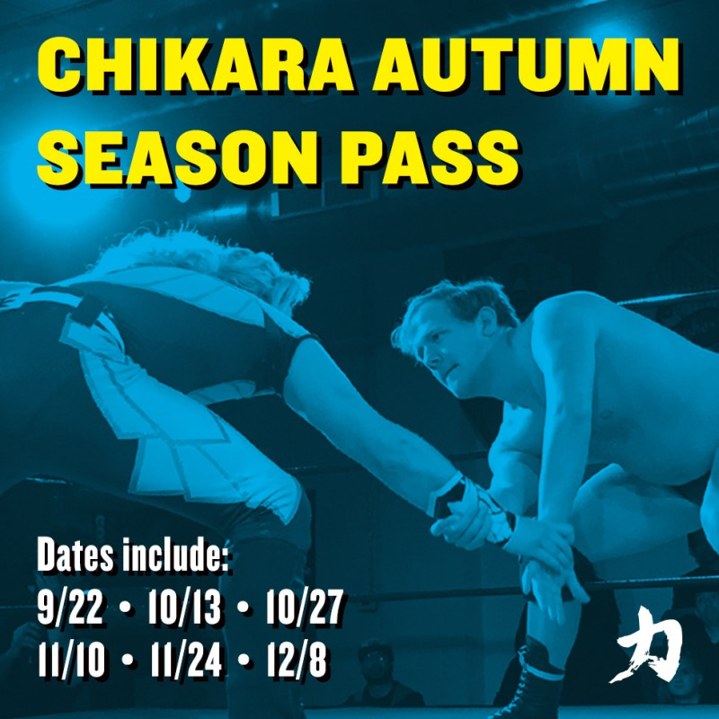 2018 Autumn Season Pass