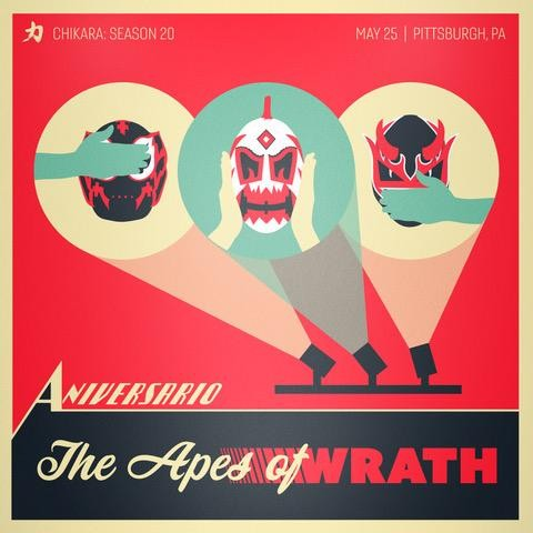 Aniversario: The Apes of Wrath