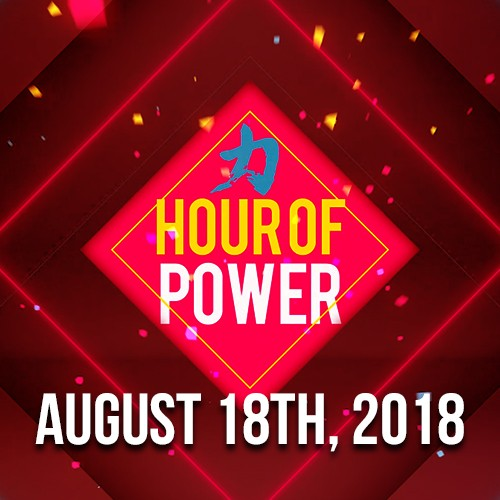 Hour of Power - 8/18